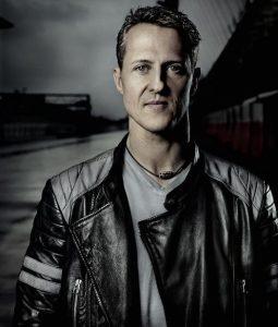 Ο οδηγός αγώνων Michael Schumacher
