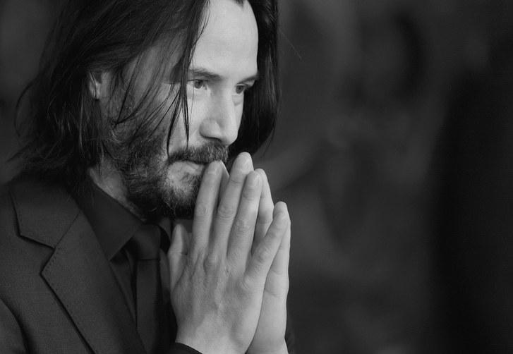 Keanu Reeves Άντρας Παρθένος
